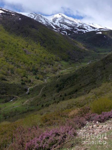 Photograph - Rio Hijar Valley - Cantabria by Phil Banks