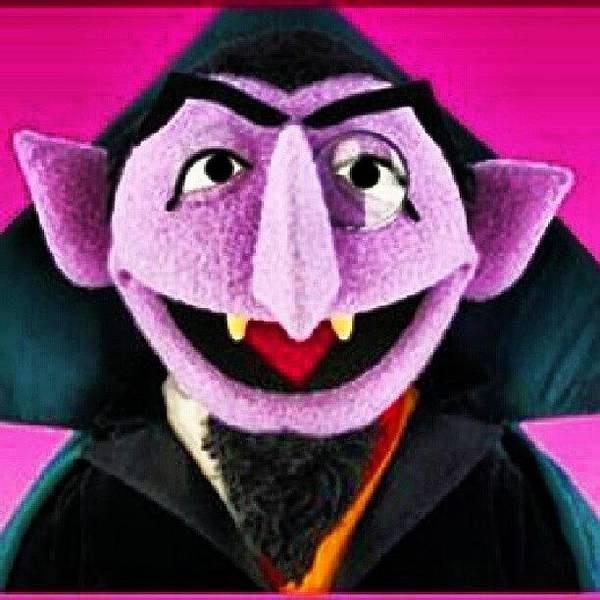 Wall Art - Photograph - Rip.count Von Count by Radiofreebronx Rox