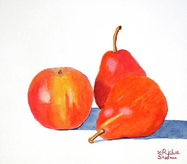 Painting - Ripe And Ready To Eat by Rich Stedman