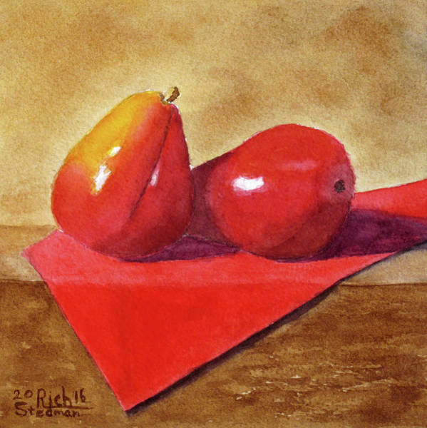 Painting - Ripe For The Eating by Rich Stedman