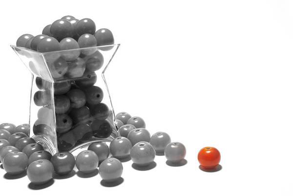 Photograph - Ripe Tomato by Mark Fuller