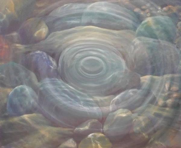 Painting - Ripple by Caroline Philp