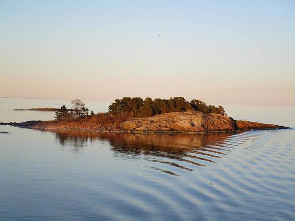 Photograph - Ripple Islet by Rosita Larsson