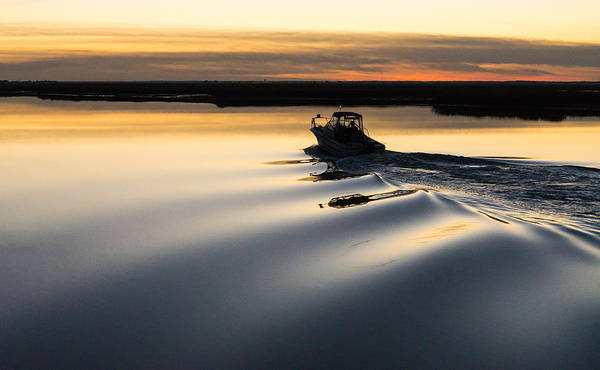 Jersey Shore Photograph - Ripples by Kristopher Schoenleber