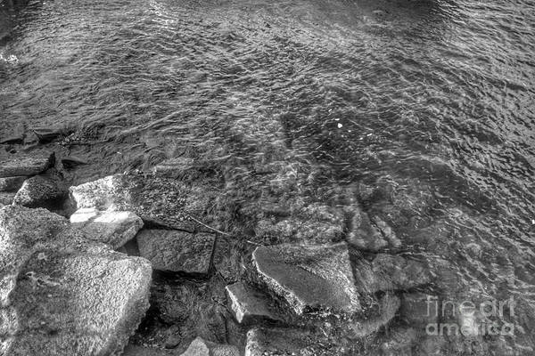 Photograph - Ripples On Lake Champlain by Christopher Lotito