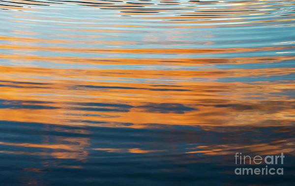Wall Art - Photograph - Rippling Dawn by Tim Gainey