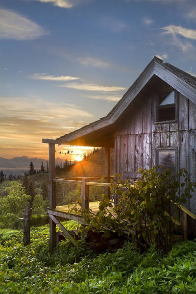 Photograph - Rise And Shine by Debra and Dave Vanderlaan