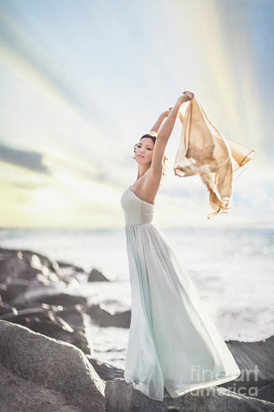 Ocean Breeze Photograph - Rise And Shine by Evelina Kremsdorf