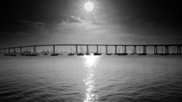 Coronado Photograph - Rise And Shine by Ryan Weddle