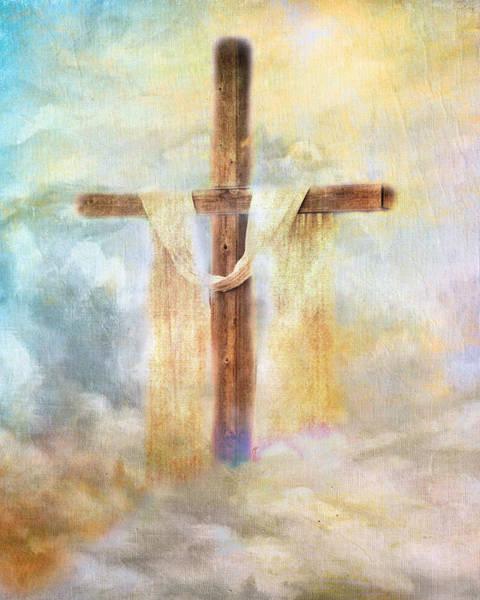 Biblical Photograph - Risen by Jai Johnson
