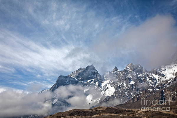 Photograph - Rising Mountains by Scott Kemper