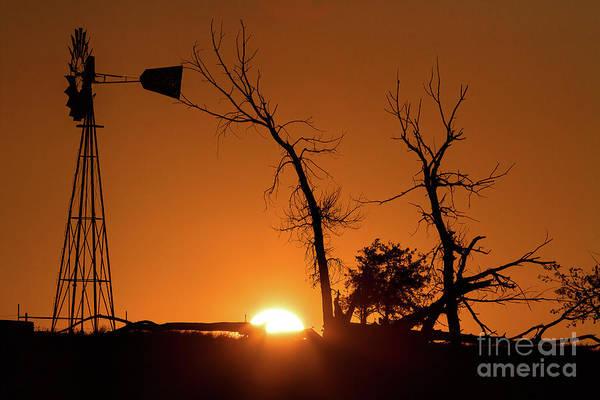 Photograph - Rising Sun by Jim Garrison