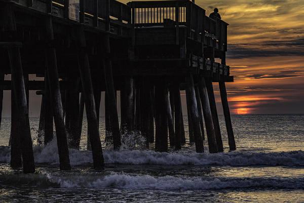 Photograph - Rising Sun by Pete Federico
