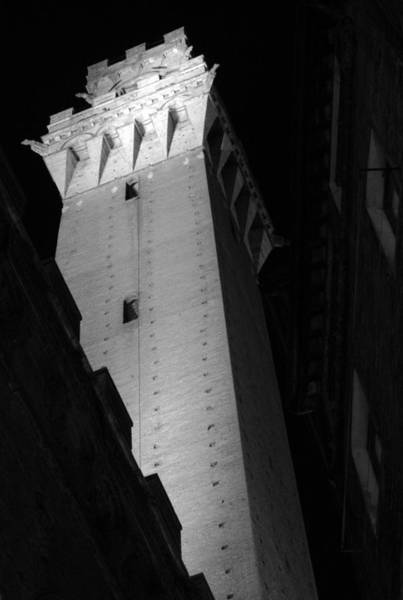 Wall Art - Photograph - Rising Tower by Alan Todd
