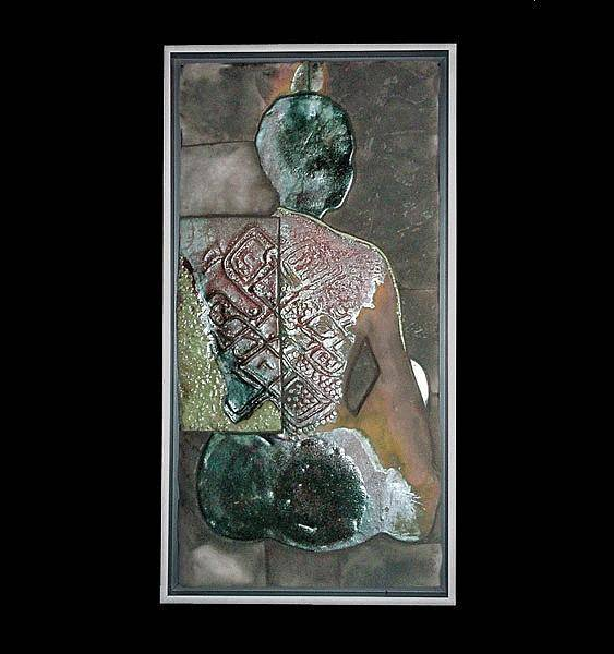 Mixed Media - Ritual Transformation by Bates Clark