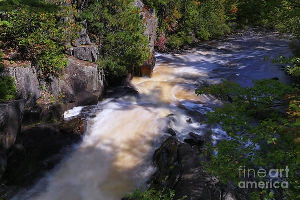 Photograph - River Bliss by Rachel Cohen