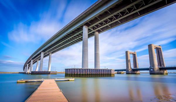Photograph - River Bridges by Gary Gillette