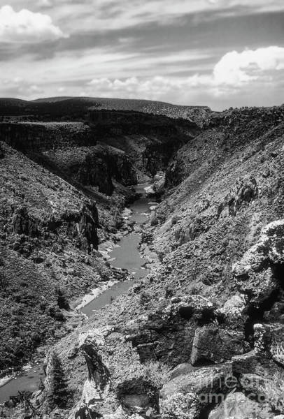 Queste Photograph - River Carved Canyon 2 by Bob Phillips