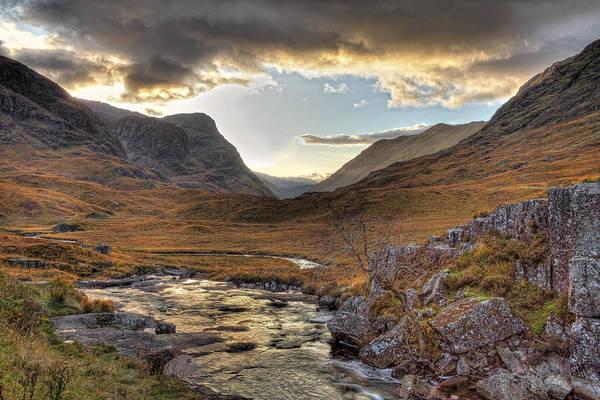 Wall Art - Photograph - River Coe- Glencoe Scotland by Jim Dohms