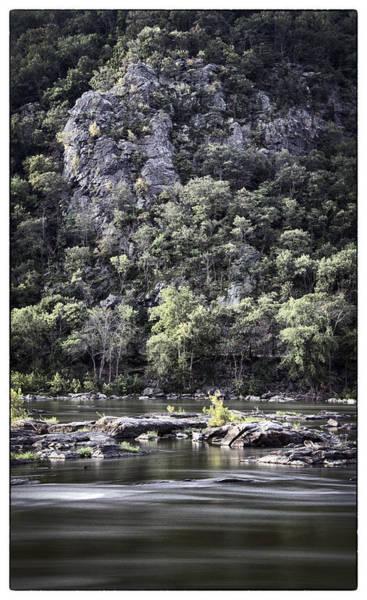 Potomac River Photograph - River Flow by Robert Fawcett