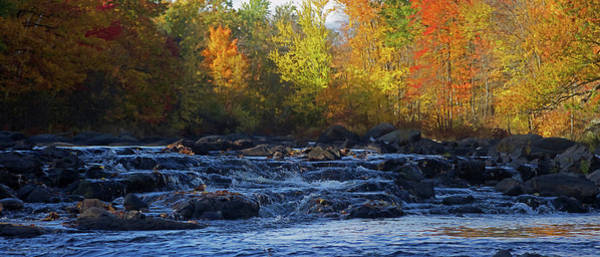 Cascade Wall Art - Photograph - River by Jerry LoFaro