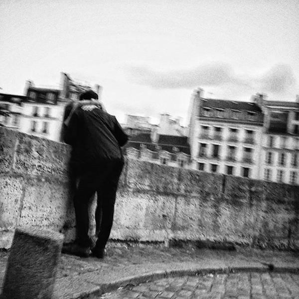 Wall Art - Photograph - River Kiss  #kiss #love #instalove by Rafa Rivas