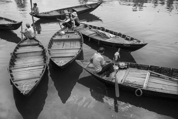 Hoi An Photograph - River Life by Robert Lacy