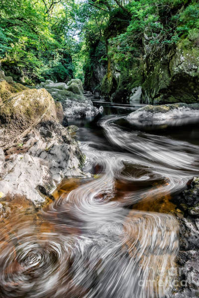 Coed Photograph - River Of Dreams by Adrian Evans