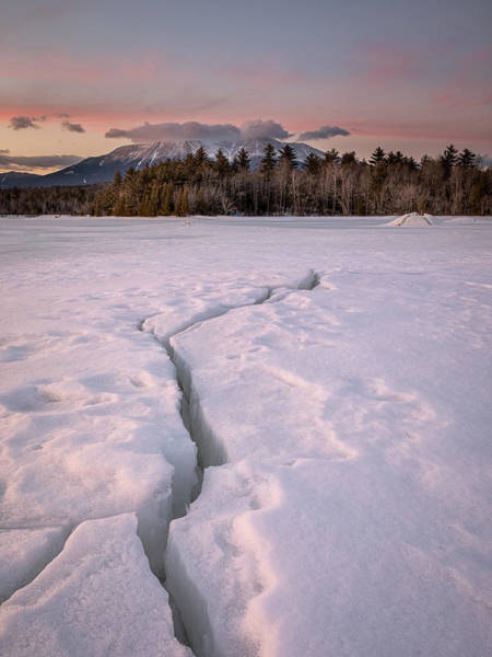 Photograph - River Pond In Winter  by Colin Chase