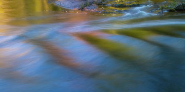 Photograph - River Reflections by Heather Kenward