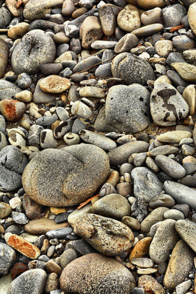 Photograph - River Rock by Jason Brooks