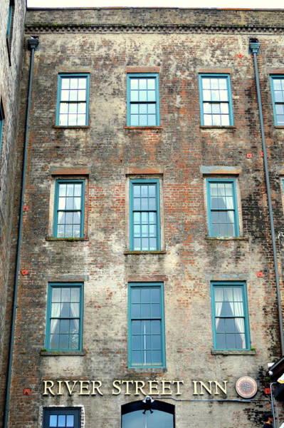 Wall Art - Photograph - River Street Inn by Linda Covino