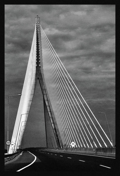 Wall Art - Photograph - River Suir Bridge. by Terence Davis