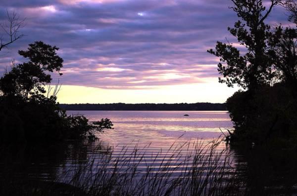 Photograph - River Sunrise by Buddy Scott