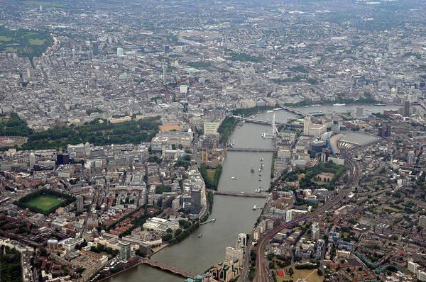 Millenium Photograph - River Thames by Graham Taylor