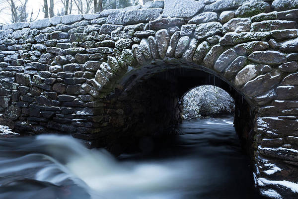 Photograph - River Tunnel by Brian Hale