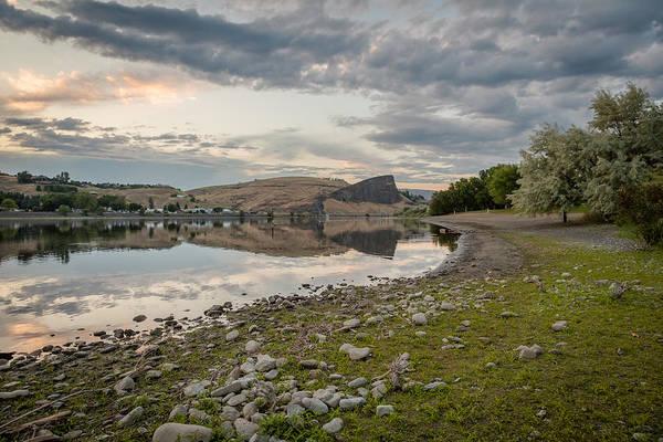 Lewiston Photograph - Rivers Edge by Brad Stinson
