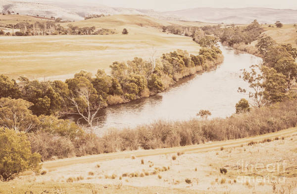 Wall Art - Photograph - Rivers Of Pastoral Wash by Jorgo Photography - Wall Art Gallery