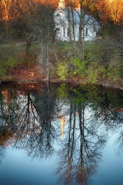 Photograph - Riverside Baptist Church by Patrick Groleau