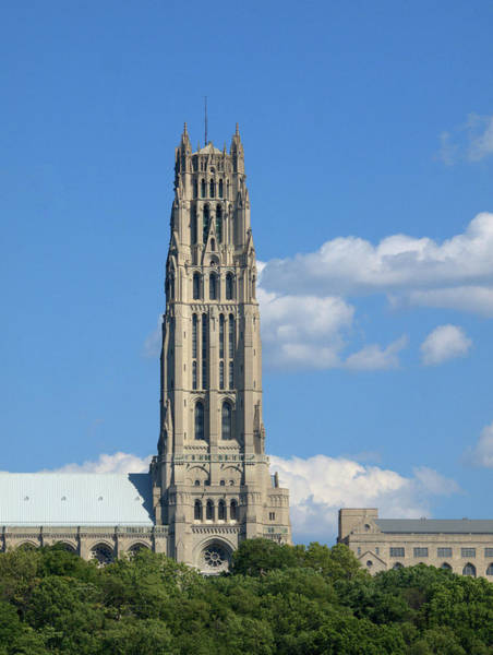 Photograph - Riverside Church by Newwwman