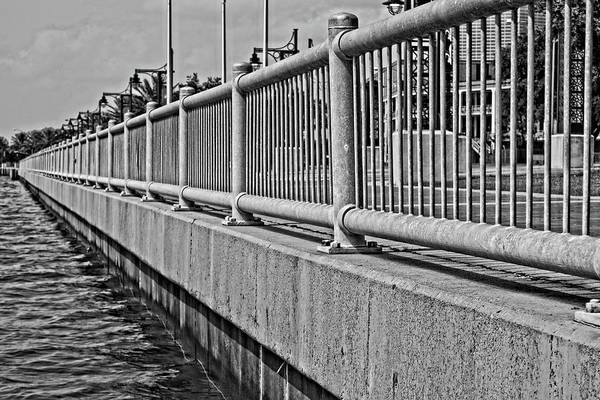 Photograph - Riverside Walkway by Maggy Marsh