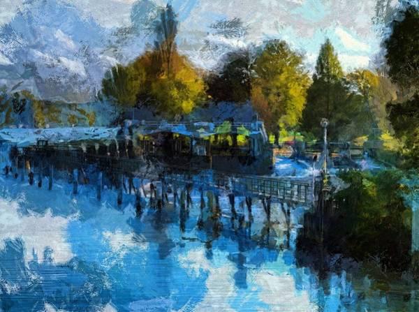 Riverview Art Print
