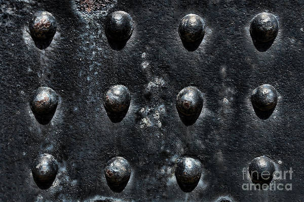 Photograph - Riveting by Olivier Le Queinec