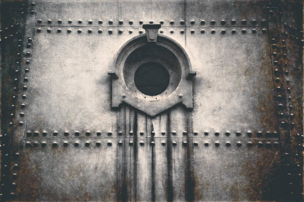 Ornate Photograph - Rivets And Rust by Scott Norris