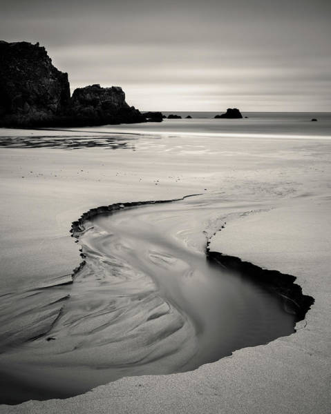Photograph - Rivulet by Dave Bowman