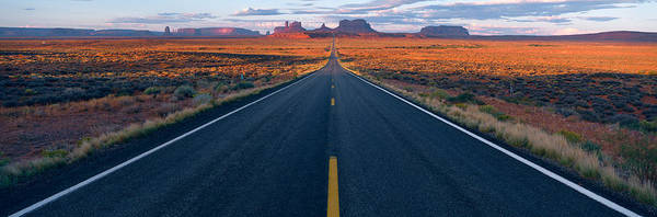 Wall Art - Photograph - Road Az by Panoramic Images