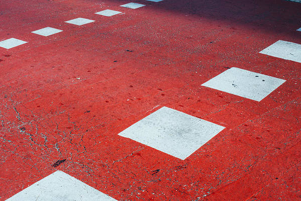Wall Art - Photograph - Road Markings by Pati Photography