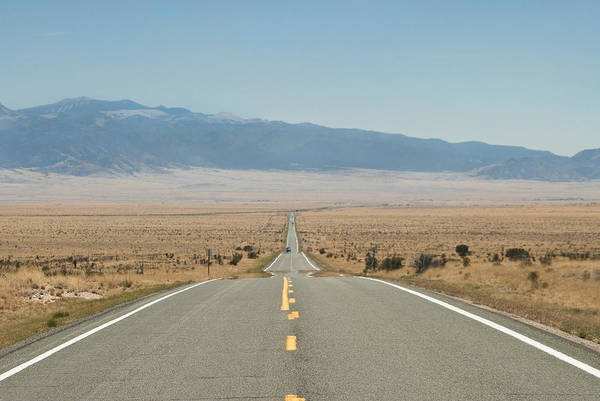 Photograph - Road Nm by Lou  Novick