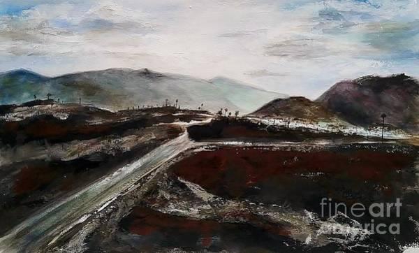 Painting - Magic Lanzarote by Karina Plachetka