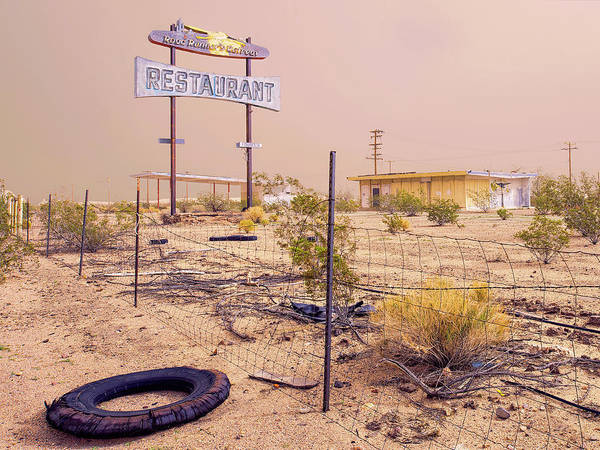 Photograph - Road Runners Retreat by Dominic Piperata